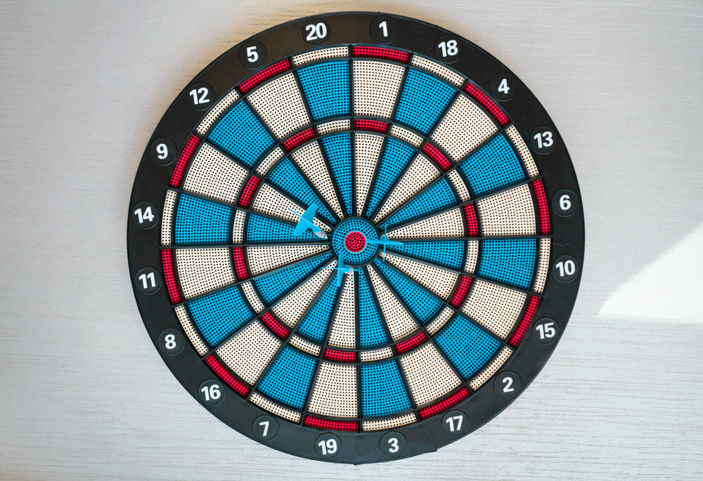 rules of darts game