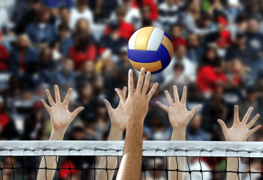 all the basic volleyball rules
