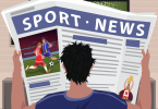 five foreign sports newspapers