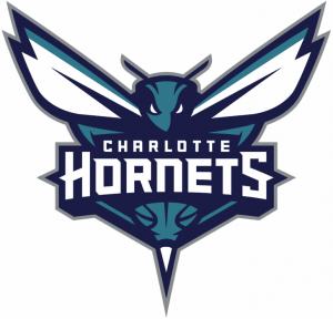 The Charlotte Hornets logo, NBA team