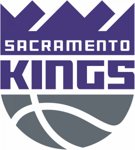 The Sacramento Kings logo, NBA team